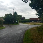 Todhurst viewed from Common House Road