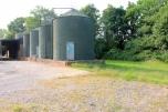 (Brownfield) Photo 07: four disused grain silos