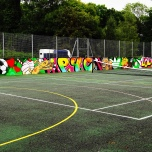 Plaistow Multi-Use Games Area (Photo: Sean Barriskill)