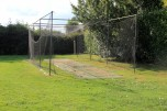 Cricket Nets located behind the pavilion