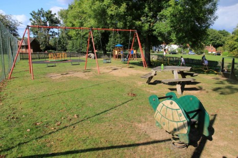 Playground on The Green